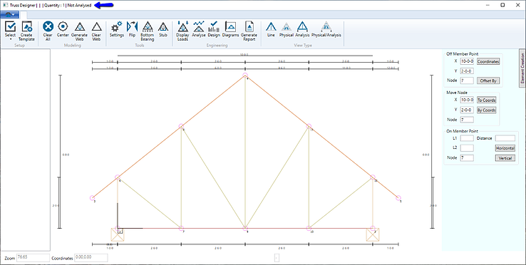 Truss Analysis and Design - Everest